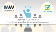 Transfer of Business to Next Generation survey
