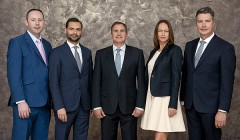 New appointed Board of Directors at InterSearch Worldwide